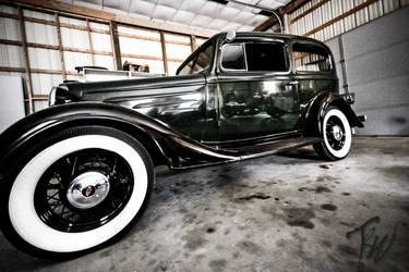 35 Chevy