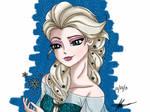 Elsa!! Do you wanna build a snowman?!