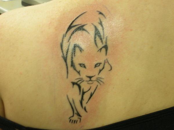 Rawr, a Tattoo
