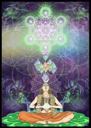 Cosmic Vision by sageman2012
