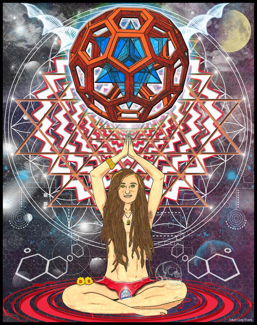 Celestial Stormkiss by sageman2012