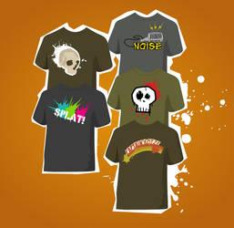 Shirt-Design by MrTentacleguy