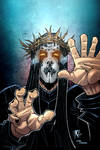 Joey Jordison by irlgzz color