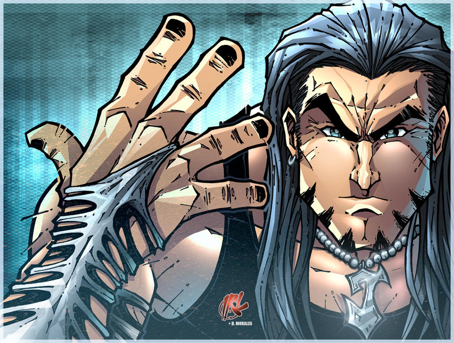 Jeff Hardy Colored By Dany Morales On Deviantart Jeff Hardy Color Drawing