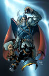 The mighty Thor color