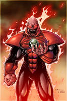 ATROCITUS by C.Crainey colored by Dany-Morales