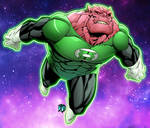 Kilowog by Green/BdStevens colored