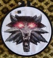The Witcher: Wolf Head Talisman