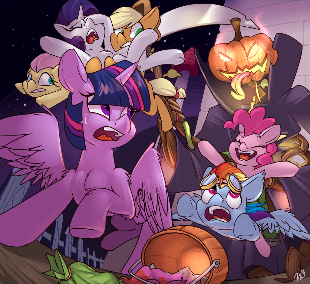 Halloween Pic by PassigCamel