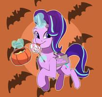 Night mare night! by PassigCamel