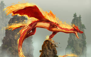 Fire Dragon by spirit-warri0r
