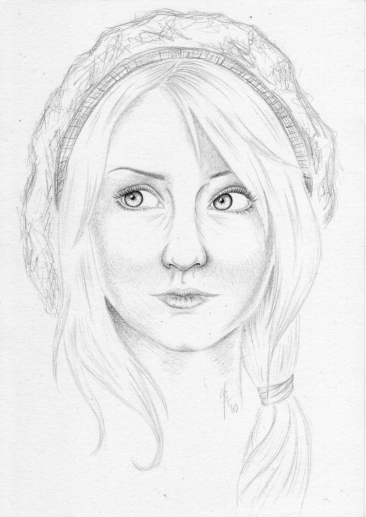 Harry Potter Coloring Pages Ginny Weasley Pics - Ginny-weasley-coloring-pages