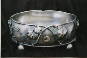 silver font by dunadair