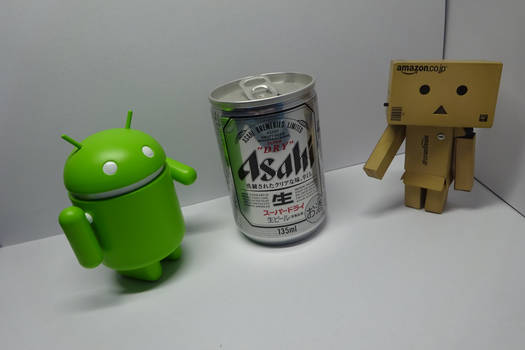 Asahi Beer by KernaDesign