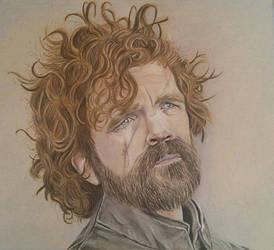 Tyrion Lannister, fanart by LaLunaLupaArt