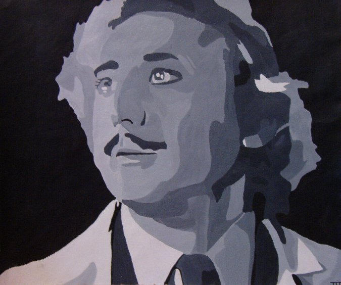 Gene Wilder by AgentIrons