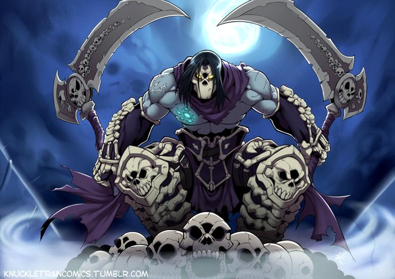 Darksiders 2: Death by DanteDemolition