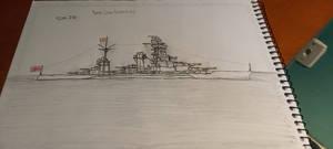 Ise battleship