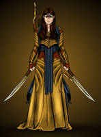 Anorhil (LotRO) by CandruthHM