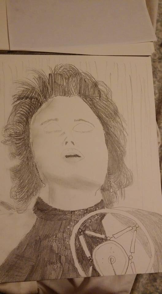 Isabella Rossellini from Blue Velvet by CalrissianFSteele