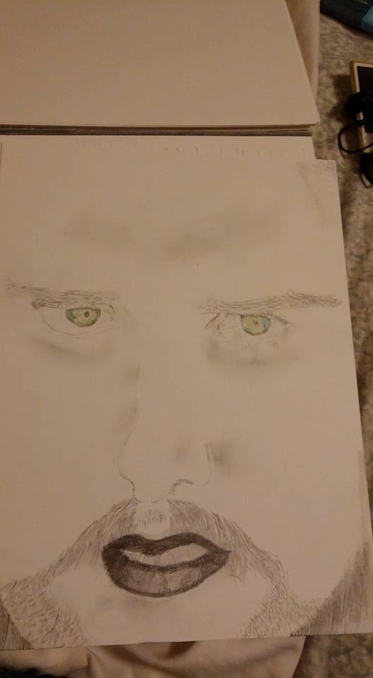 Self Portrait by CalrissianFSteele