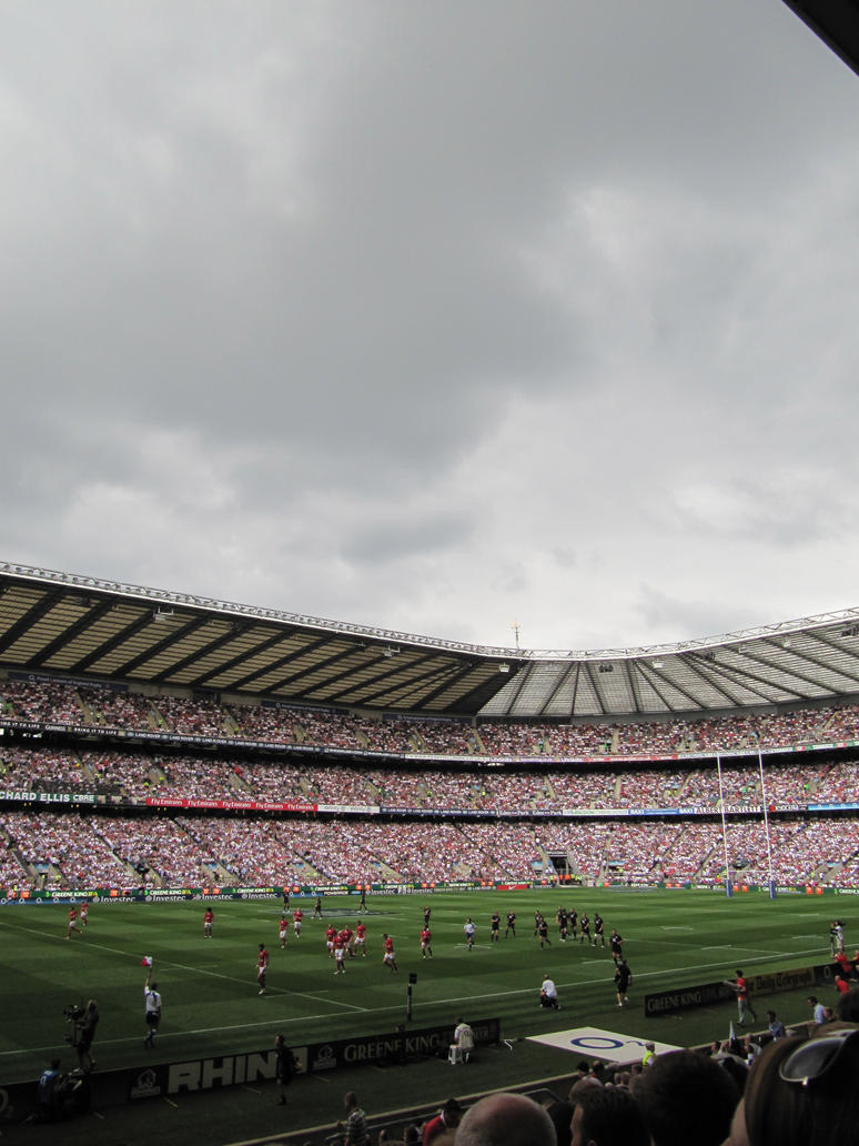 Twickenham Stadium by us-them