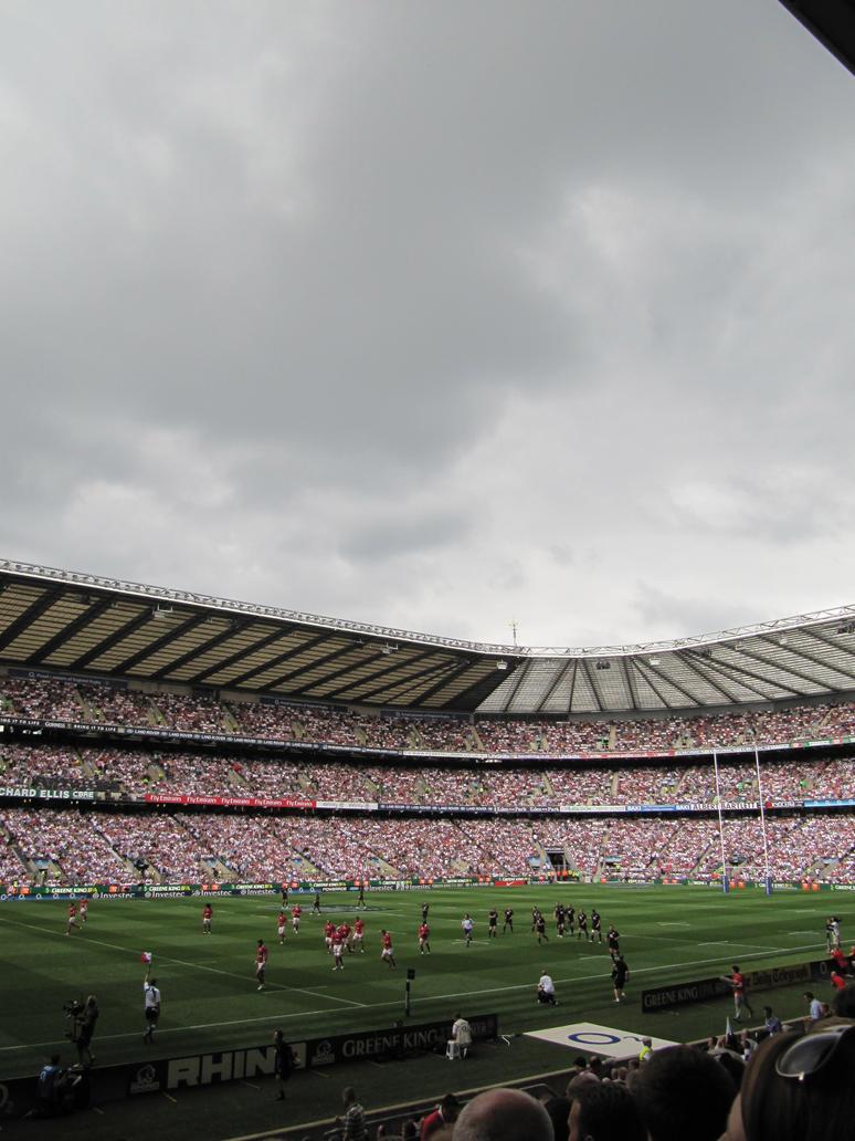 Twickenham Stadium by us-them
