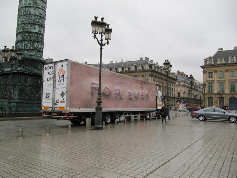 Forever Art, Place Vendome Paris by us-them