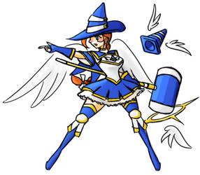Skyle the Dream Witch by Estok