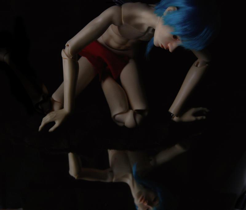 Hansel as Narcissus by Flayrah