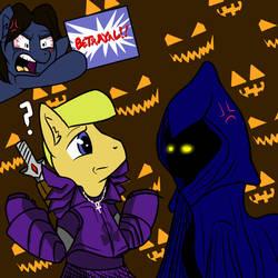 Halloween Costume by Jerrid120