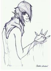 Heartless Elf by Poffee