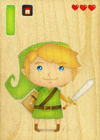 Adventure Link by SyraCourage