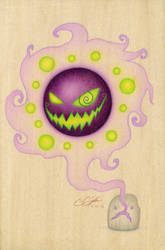 Spiritomb by SyraCourage