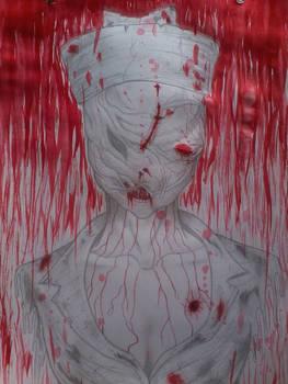Silent Hill 2 Bubble Head Nurse