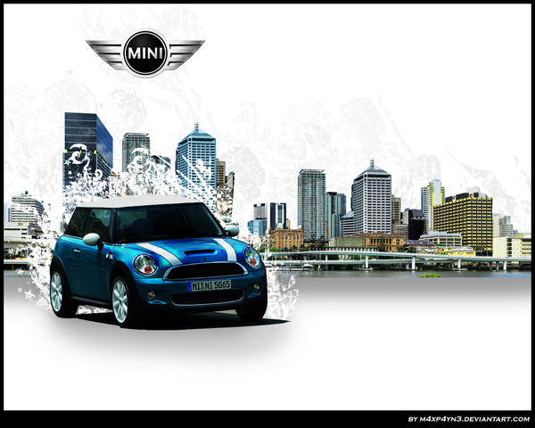 mini cooper wallpaper. Mini Cooper Wallpaper by
