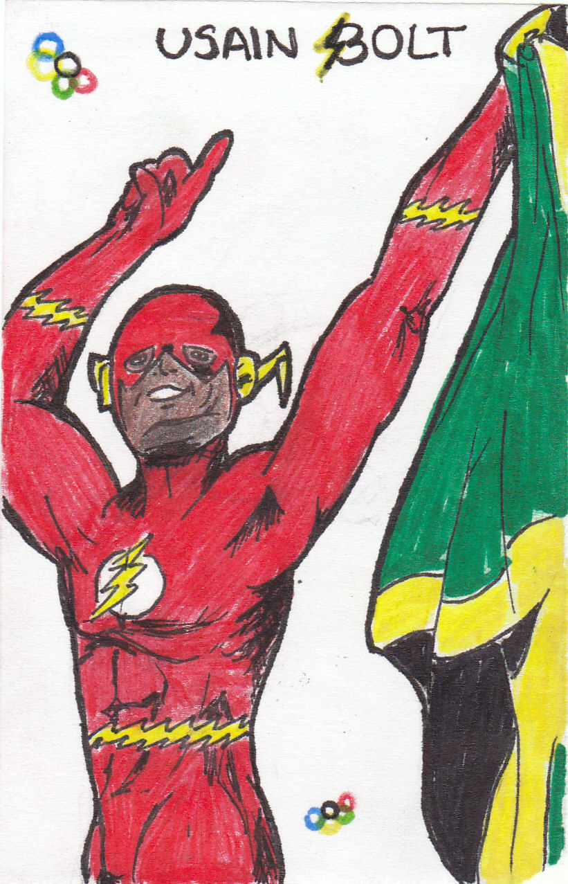 Fastest Man Alive by moonlit-midnight