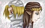Sheik and Zelda II