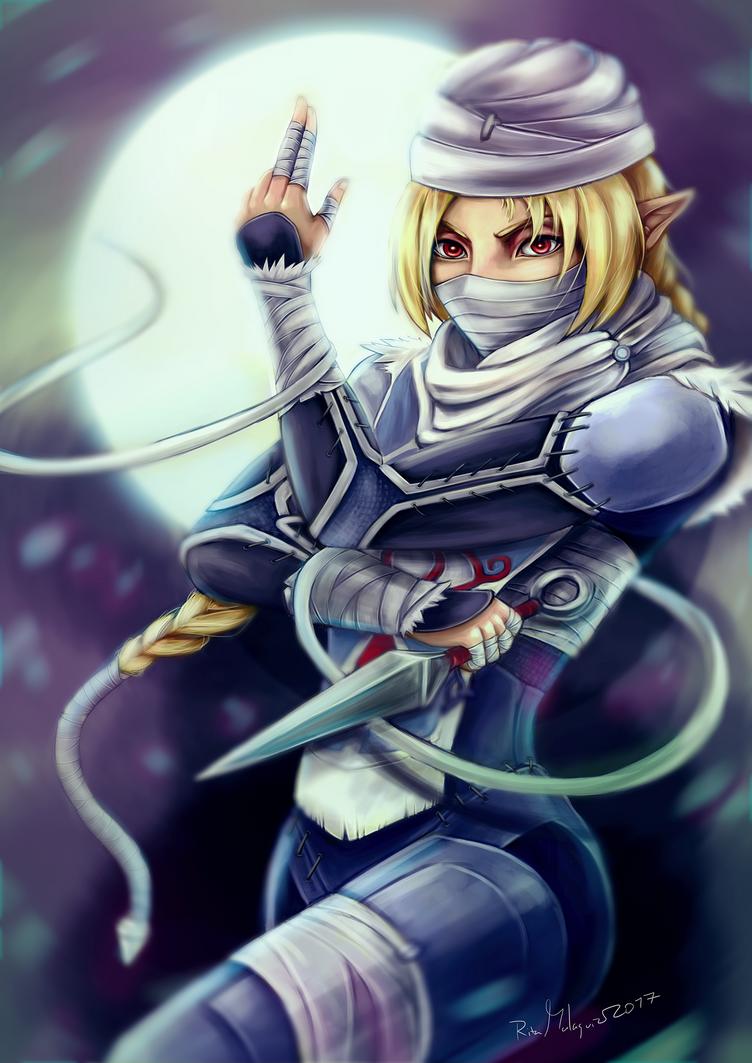Sheik in the Night
