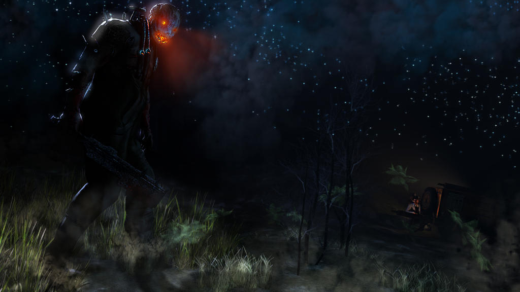 Dead By Daylight Wallpaper: You'll Be Dead By Daylight By Dr-dash On DeviantArt