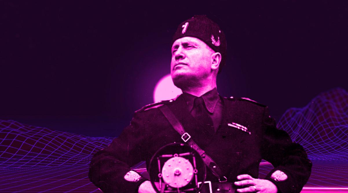 Mussolini by EdwardRyan42069