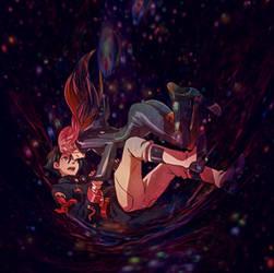 Falling by Nasser-Des