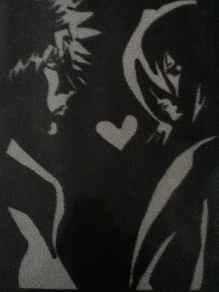 ichiruki by carla1040