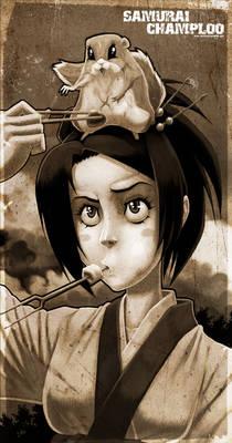 - Fuu and Momo-chan -