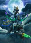 - World of Warcraft - Elves