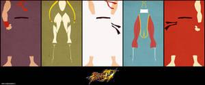 - Street Fighter - by sergio-quijada
