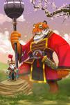 - Hidden Tiger Crouching Rat -