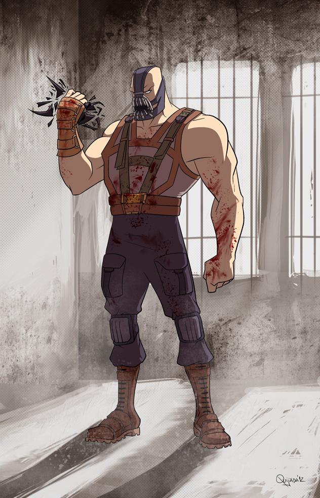 - Bane - by sergio-quijada