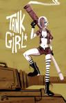 - Tank Girl -