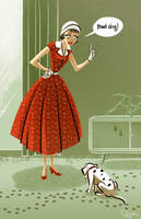 - Bad dog! - by sergio-quijada